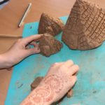 Лятна рисувалня - Египетско изкество