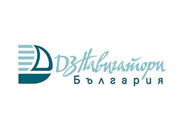 """Лого дизайн и идентичност на сдружение """"Де три навигатори – България"""""""
