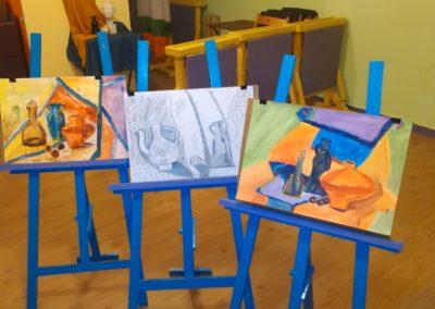 Курсове за деца - рисуване