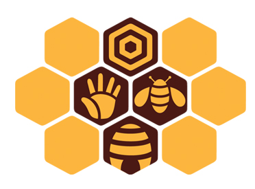 Логосистема HONEYCOMB, HONEYCOMB ltd, HELP FOR FORENGERS, HIVEMING RESEARCH, BUSY BEE TOUR