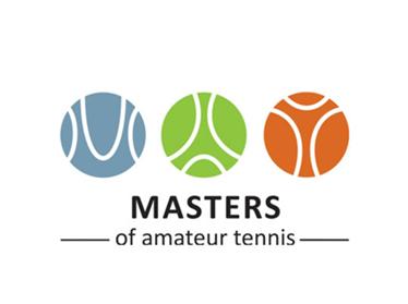 Лого дизайн и рекламни материали за Майстори на аматьорски тенис