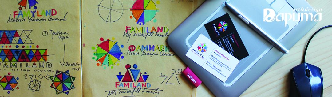 Лого дизайн и фирмена идентичност