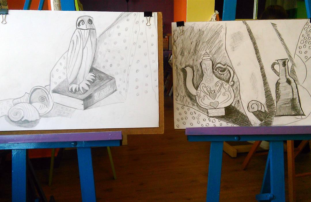 art works_wrawings_kids