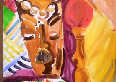Курсове за деца - рисуване и живопис