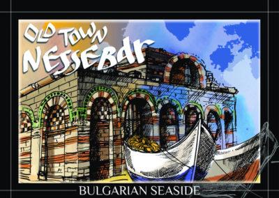 Комплект картички: българско черноморие