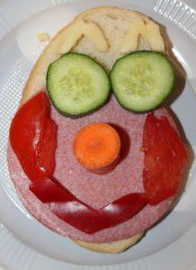 Весел кулинарен портрет