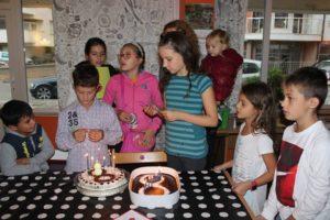 Арт рожден ден в студио Дарита