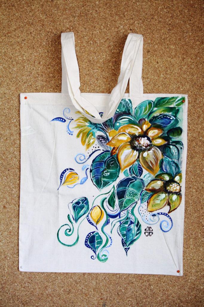 Еко арт торбички